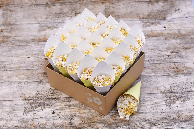 Shropshire-based confetti company Shropshire Petals launch new product to complete its Shropshire Box range