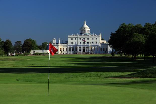 Local Bucks wedding venue named top gourmet golf destination