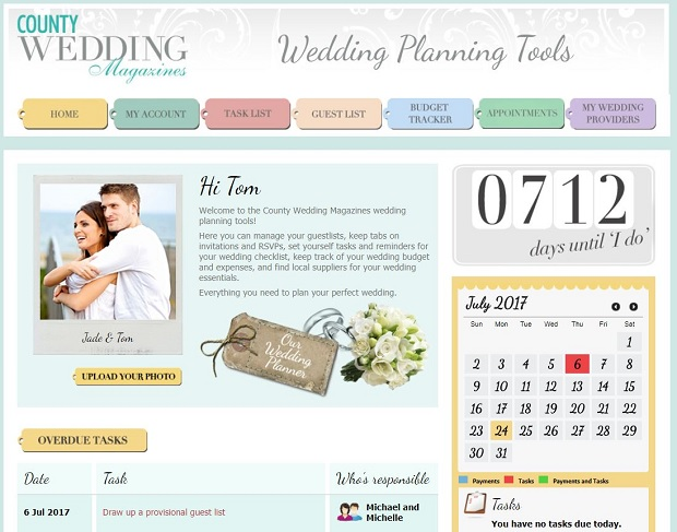 Plan your wedding day with ease!