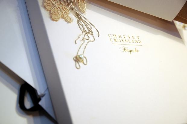 Rotherham designer sets sights on global success with boutique bridal designs
