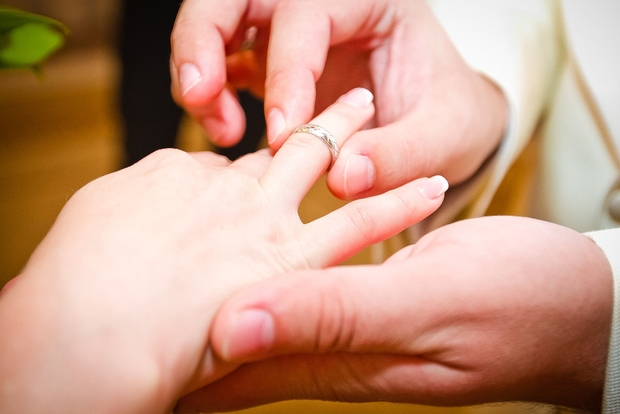 Northumberland's answer to the perfect wedding ring