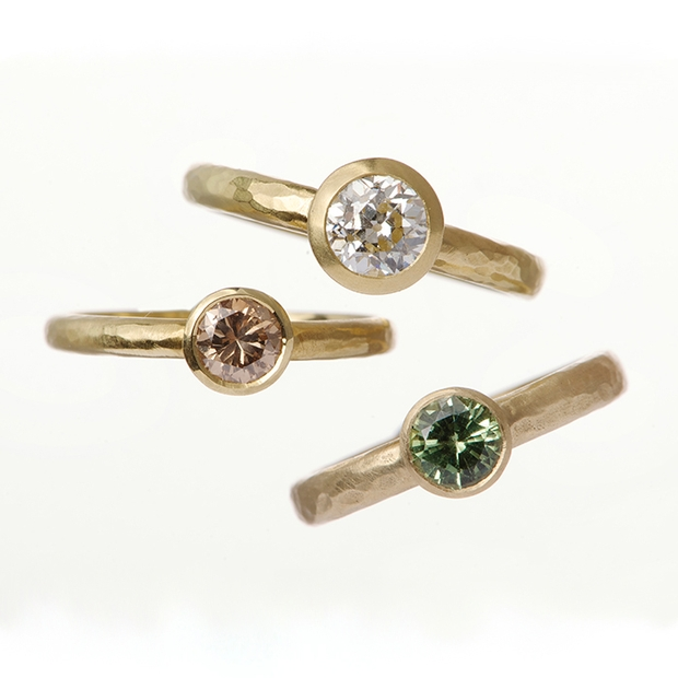 Sussex based jeweller Alexis Dove shares her top tips for picking the perfect engagement ring