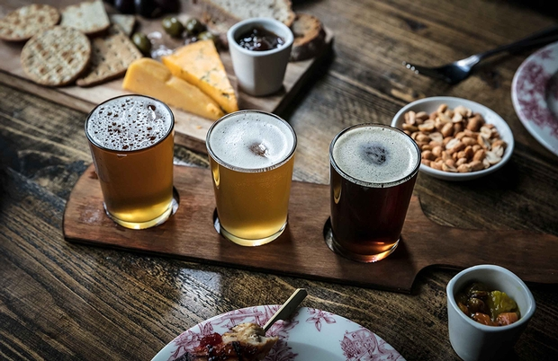 Enjoy your stag do at this year's Nicholson's Beer Showcase