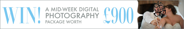 WIN! A mid-week digital photography package, worth £900