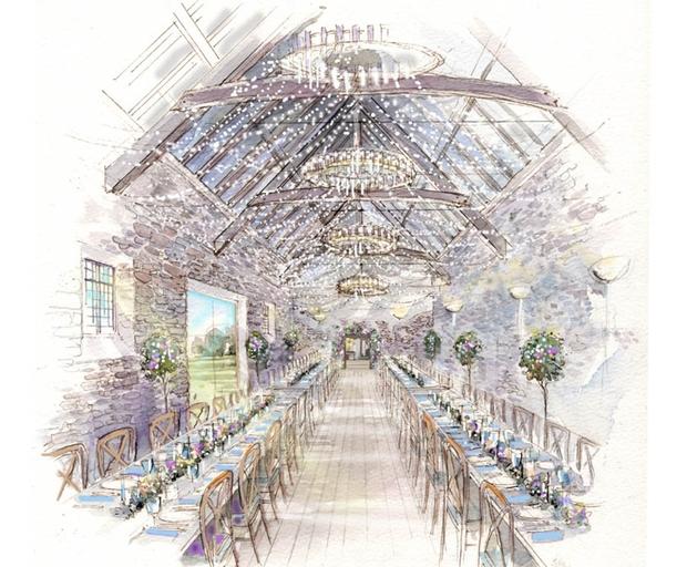 New Coach House venue for Dorset's Mapperton Weddings