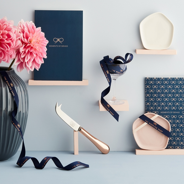 The Wedding Shop collaborates with Papier