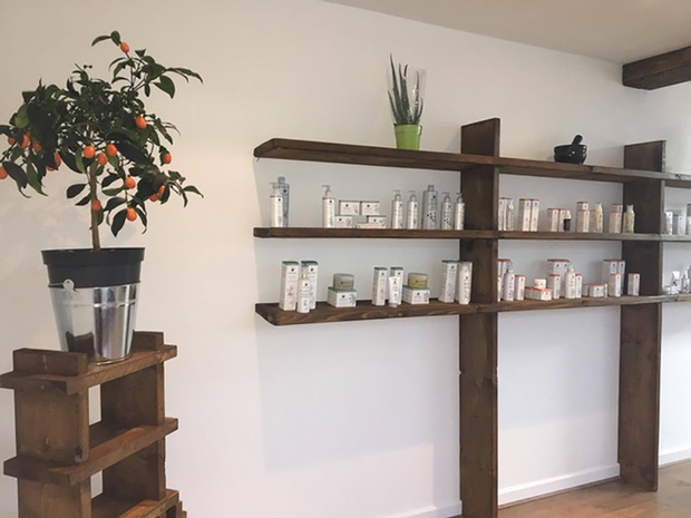 New retail outlet for Suffolk-based organic skincare company