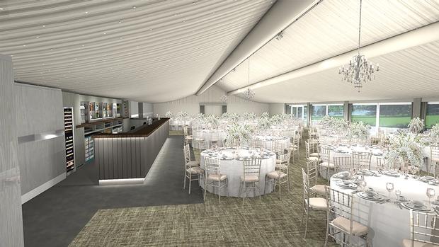 Hampshire wedding venue to launch brand new garden pavilion