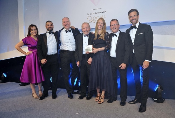 Domino Jewellery nominated for UK Jewellery Award