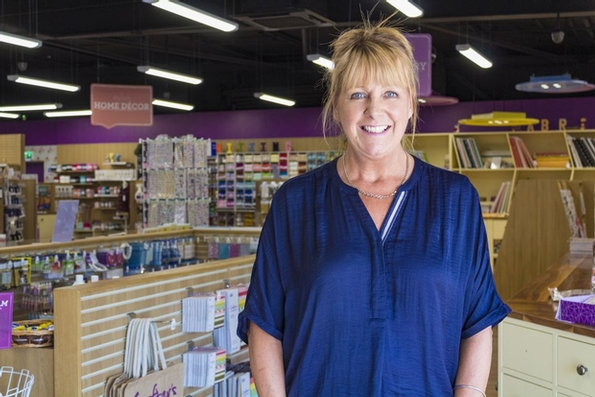 New Head of Retail at Crafter's Companion