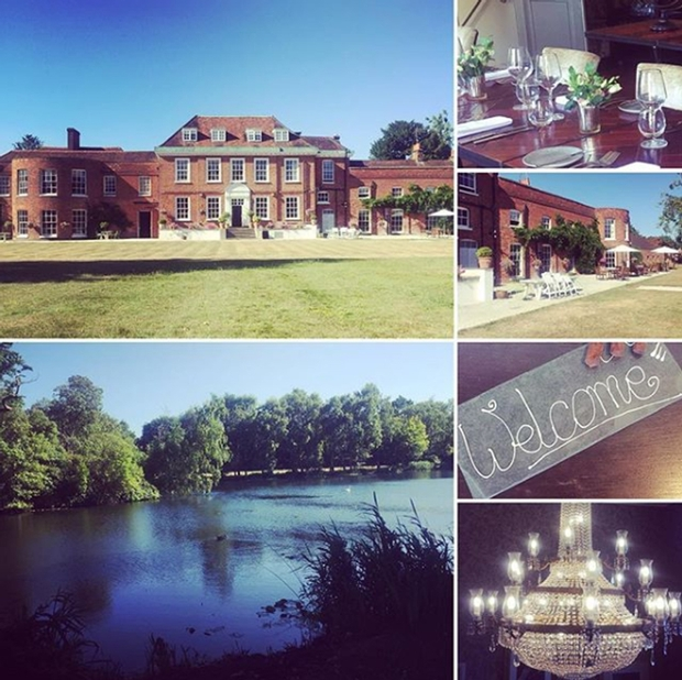 Plan the perfect big day at Buckingamshire's Stoke Place